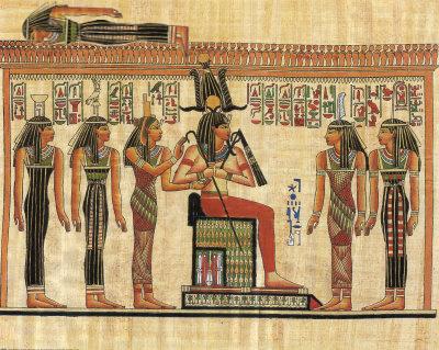 Egyptian Planking