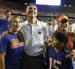 Urban Meyer Retires from Family